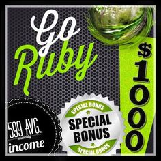Through April.  What will you do with $1000?  Whole team with a grand each!  Will you join us?