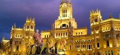 Are you looking for when to visit Madrid Spain? We have found times that are perfect for Madrid Spain and we have great deals on flights, hotels, cruises, and tours for Madrid Spain travel. Places Around The World, Oh The Places You'll Go, Places To Travel, Places To Visit, Travel Destinations, Travel Tours, Travel Guide, Dream Vacations, Vacation Spots