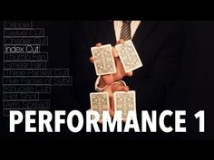 School of Cardistry: Performance of all moves taught so far (Card Flourish Tutorials for Beginners) - YouTube
