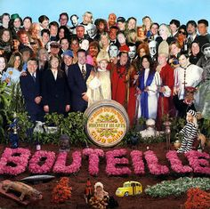 PARODIE -Sgt Pepper s Lonely Short Bus Band