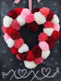 28 Adorably Elegant DIY Valentine's Day Decor Ideas - The Happy Housie