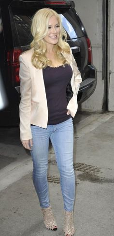 Heidi Montag Arrives at The Today Show : Global Celebrtities (F) - FunFunky.com