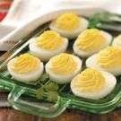 Cream Cheese Deviled Eggs Recipe | Taste of Home Recipes
