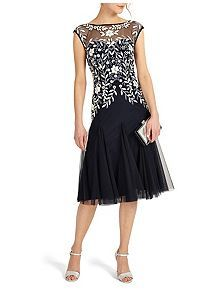 View product Phase Eight Ursula Tulle Dress
