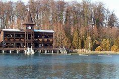 Top 10 thermal springs: Héviz thermal lake, Hungary