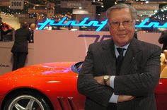 Sergio Farina, died July 2nd 2012  aka Sergio Pininfarina