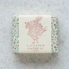 Continue the floral theme with the favors and give your guests some beautifully packaged soaps.