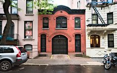 19th century carriage house, Brooklyn Heights, New York