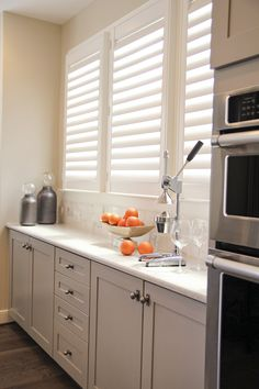 Shutters Are Definitely Easier To Clean Than Blinds Or Shades And Can Be Very Effective Protect Your Family S Privacy Writes Builddirect Anabelle