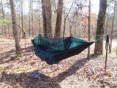 clark jungle hammock nx 200 converted to a structural ridgeline   smc rappel rings and clark vertex jungle hammock with whoopie slings  u0026 clark tree      rh   pinterest