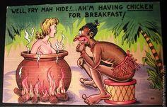 racist advertising pictures   Vintage Racist Advertising - Black Hair Media Forum - Page 5