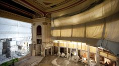 Mit dem Wiederaufbau der Staatsoper wird Ende 2012 begonnen