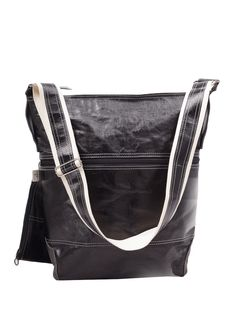 0c4e538d6902c torba CITY black gray POTPOT (washpapa; washable kraft paper) Papier Typu  Kraft