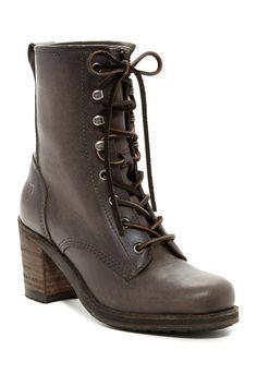 Karen Lace Short Boot