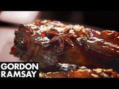 Sticky Pork Ribs - Gordon Ramsay - YouTube
