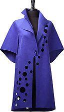 Nebula Jacket by Teresa Maria Widuch (Suede Jacket)