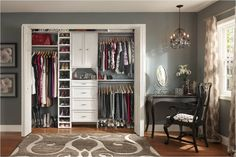 Need some last minute ideas for Mom this Mother's Day? No worries! We have all the ideas—and savings—at The Home Depot this year. This Selectives Closet System would look perfect in your Mom's closet! http://thd.co/1DP5H3V
