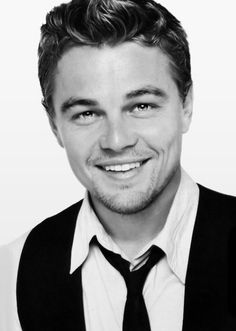 Leonardo Dicaprio-I am guilty of having complete Leomania back in the day! Lol