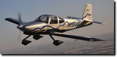 Van's Aircraft - RV-10. Fast 4 seater.