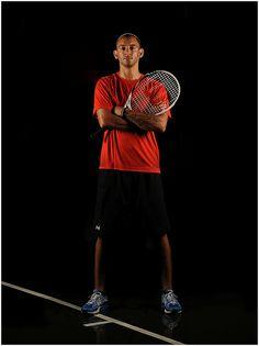 Tennis Portrait | Flickr - Photo Sharing!