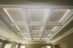 Image result for ceiling coiffering