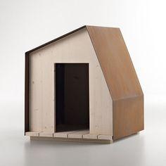 Dog House No. 1 by Fillipo Pisan https://www.petdogplanet.com/dog-kennel-ideas/
