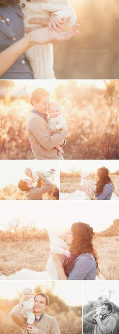 franklin tn baby photographer | the whole family | jenny cruger photography  love the lighting and set up