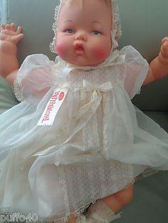 Vintage Ideal Thumbelina Doll OTT-19 in Original Box Original Gown Works! on eBay!