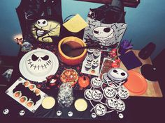 Nightmare Before Christmas Party!