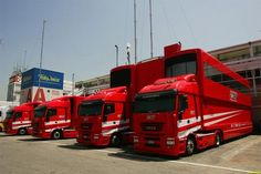 F1 Team Motorhomes - Google 検索