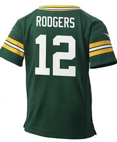 Nike Baby Aaron Rodgers Green Bay Packers Jersey Men Activewear - Sports Fan Shop By Lids Packers Gear, Green Bay Packers Jerseys, Rodgers Green Bay, Aaron Rodgers, Nike Nfl, Sports Memes, Mens Activewear, Georgia Bulldogs, New York Giants