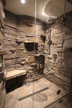 This thing is an unquestionably inspirational and extraordinary idea #blacktilebathroom