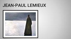 Jean-Paul Lemieux Jean Paul Lemieux, Artists, Persona