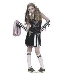 Got no energy to shake those Pom Poms this Halloween?