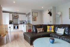 Check out this awesome listing on Airbnb: Modern 2BD by the sea with great transport links - Flats for Rent in Edinburgh