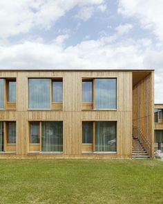 Peter Rosegger Nursing Home / Dietger Wissounig Architekten. Image © Paul Ott
