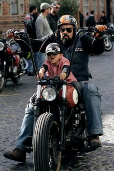 Take your dad for a ride day