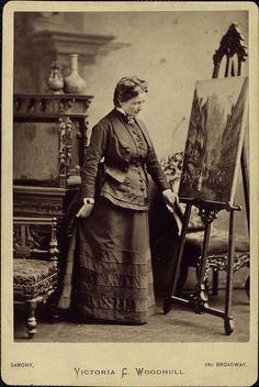 Victoria Claflin Woodhull
