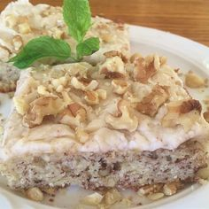 Banana Bread Bars with Brown Butter Frosting  - Allrecipes.com