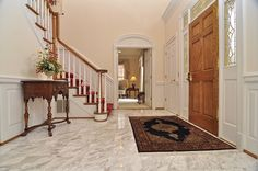 luxury foyers in luxury homes | Homes for sale in Williamsburg Va williamsburg realty walking distance ...