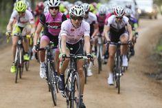 Katrin Garfoot, tour leader, Sam Miranda Tour of the King Valley - Day 2 Cycling News, Road Cycling, Cycling Australia, Subaru, Bicycle, Racing, Tours, Events, Day
