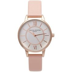 Buy Olivia Burton Wonderland Dusty Pink & Rose Gold Watch at Hugh Rice Jewellers. Free delivery on Olivia Burton. Mint Watch, Mint Jewelry, Silver Jewellery, Charm Jewelry, Color Menta, Lagerfeld, Rose Gold Watches, Silver Watches, Stainless Steel Jewelry