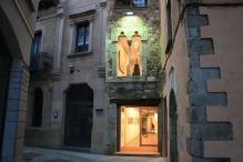 Fachada de la Galería El Quatre en Granollers (Barcelona-España)