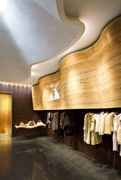 Fendi Flagship Store, Beverly Hills, California by Peter Marino Architect
