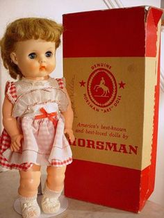 I found a Ruthie doll by Horsman at a yard sale. Her bangs are gone and she needs some clothes, but she is still cute.