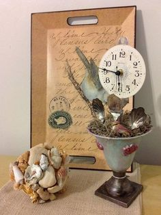 Silver spoon Clock Silver Spoons, Vintage Items, Clock, Decorating, Home Decor, Watch, Decor, Decoration, Decoration Home
