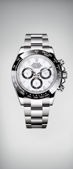 Rolex is introducing the new Oyster Perpetual Cosmograph Daytona in 904L steel…