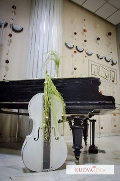 Un decor muzical pentru un eveniment melodios Unic, Piano, Concept, Social Media, Social Networks, Pianos