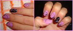 Diseños de uñas paso a paso para uñas cortas - Imagui