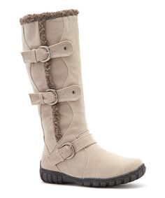 Love this Stone Suvega Boot on #zulily! #zulilyfinds